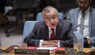 Statement by Zahir Tanin, Special Representative of The Secretary-General and Head of UNMIK Security Council Debate on UNMIK