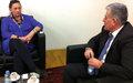 UNMIK deputy head meets Kosovo's interior minister