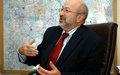 SRSG Lamberto Zannier talks to Politika about the upcoming Pristina-Belgrade talks