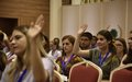 The Future in Their Hands: Young People Seek Change at First UN Youth Assembly in Kosovo