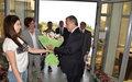 UNMIK Chief visited two Kosovo municipalities