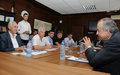 SRSG visited Vushtrri/Vučitrn Municipality