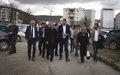 SRSG visits Kamenica Municipality