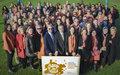 UNMIK Goes Orange to Mark the Launch of the 16 Days of Activism against Gender Based Violence
