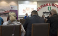 An informed woman is an empowered woman: Gracanica women learn about new property rights law