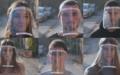 Mobilizimi i mbështetjes multietnike në ballafaqim me armikun e përbashkët: OJQ e të rinjëve prodhoi 15,000 mburoja fytyre për punëtorët në linjë të parë