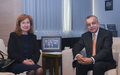SRSG Tanin Meets with President of Specialist Chambers