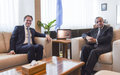 SRSG TANIN MEETS WITH HEAD OF SLOVAK REPUBLIC LIAISON OFFICE