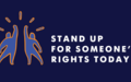 Stand up for someone's rights today: Video Message of UN High Commissioner for Human Rights