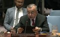 SRSG Tanin in Security Council Session on Kosovo: Normalisation of relations requires cooperation, not provocation