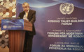 United Nations Kosovo Trust-Building Forum: Moving Forward