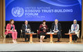 FORUMI I OKB-SË PËR NDËRTIM TË BESIMIT NË KOSOVË: KUPTIMI I MIRËBESIMIT DHE KAPËRCIMI I KUFIJVE TË MOSBESIMIT