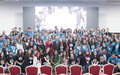 Enabling young people to be actors for peace in focus at third UN Kosovo Youth Assembly